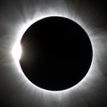 Phenomena of a total solar eclipse