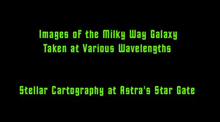 Milky Way Images
